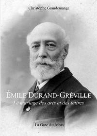 Couverture Durand-Gréville
